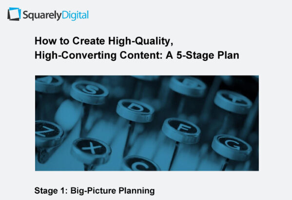 New Resource: How to Create High-Quality Content