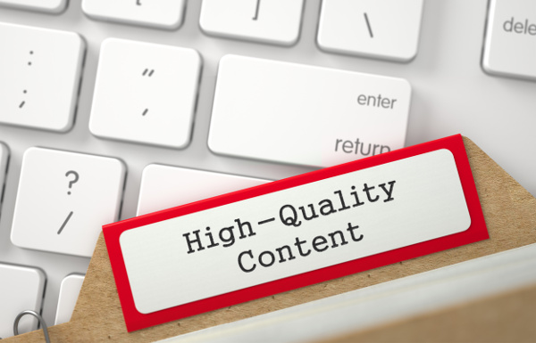 what good content marketing looks like